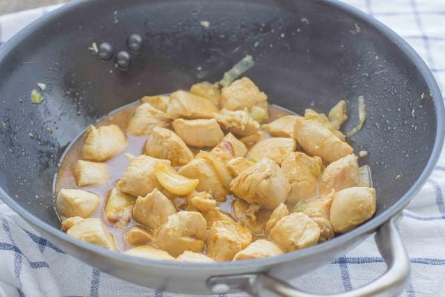 Step 2 pollo alla soia