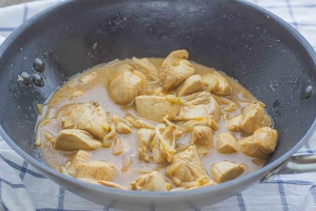 Step 3 pollo alla soia