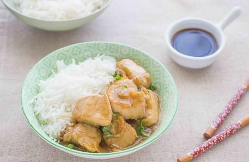 Pollo alla soia, cucina cinese