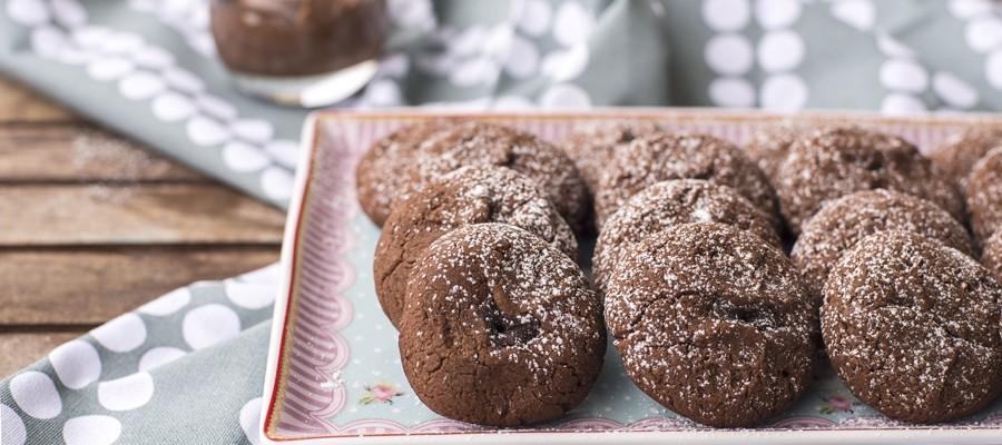 Biscotti alla Nutella: facilissimi