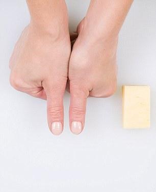 15 modi per misurare i cibi solo con le mani - Foto 9