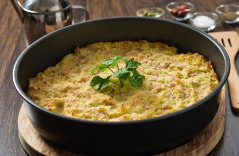 Come fare il gateau di patate e fagiolini con la ricetta facile