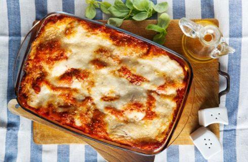 La ricetta per le lasagne di verdure: come renderle gustose