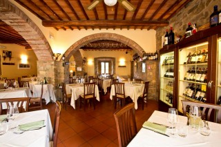 Le Tre Porte, Castellina in Chianti