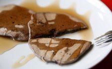 I pancake al cioccolato con la ricetta senza uova