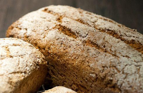 Il pane al farro con la ricetta per la macchina del pane