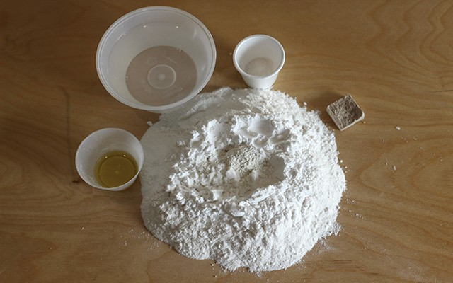 pane con farina di riso step (1)