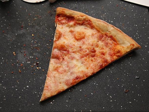 pizza fredda