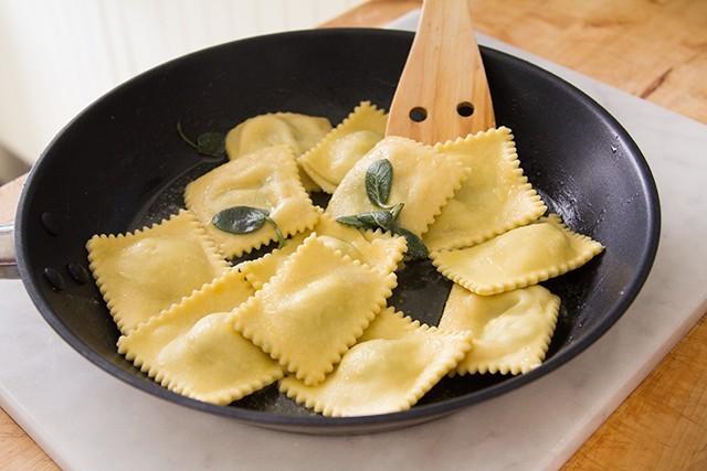 ravioli ricotta e spinaci (7)
