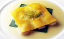 Invenzioni culinarie: il raviolo aperto