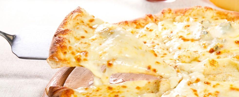 Revival: la pizza Quattro Formaggi