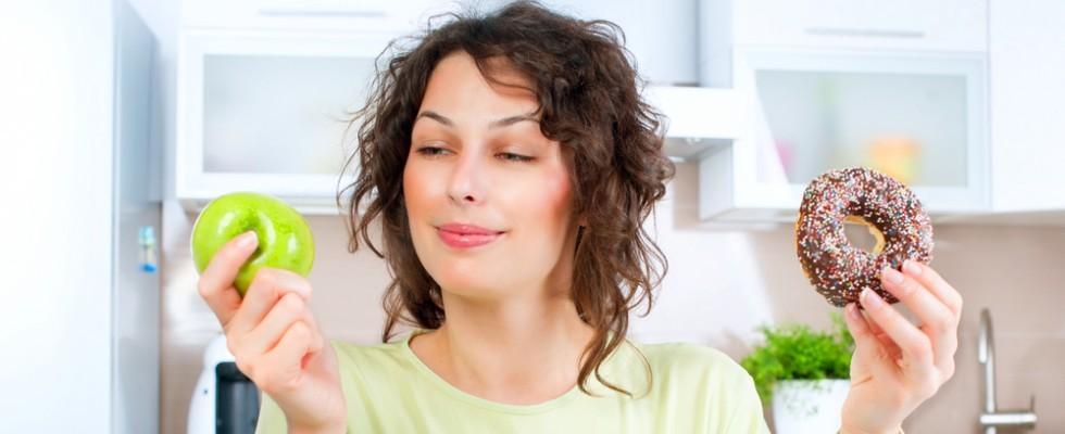7 strappi necessari da fare durante la dieta