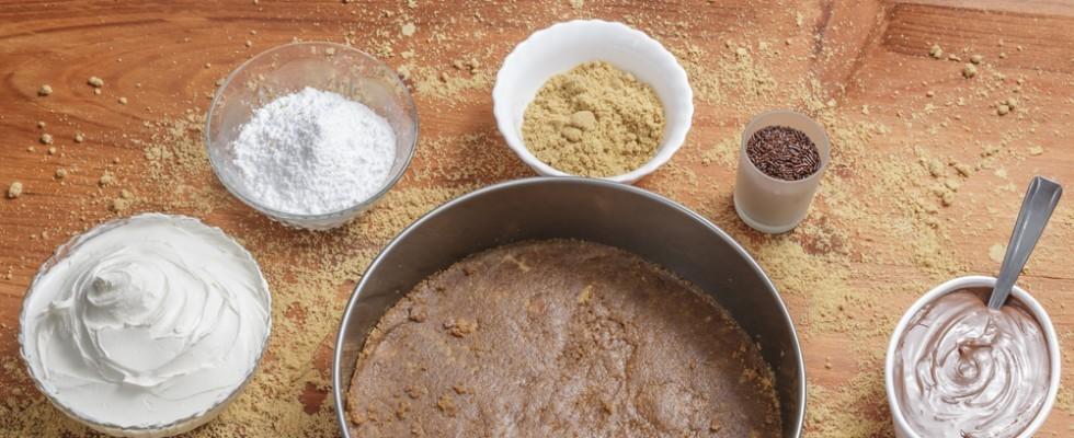 6 modi golosi per variare la base di una cheesecake