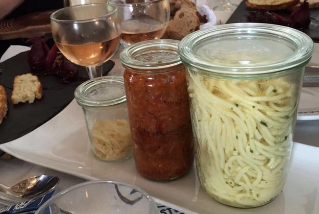 spaghetti scomposti
