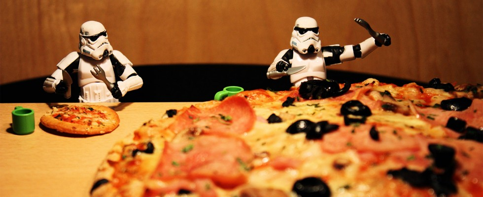 The Fork Awakens: arriva il ristorante in tema Star Wars
