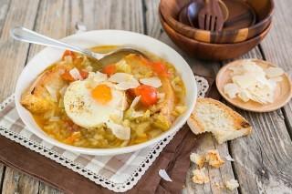 Acquacotta, zuppa toscana