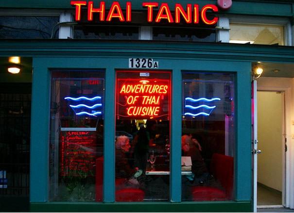 I 15 nomi di ristoranti più assurdi al mondo - Foto 12