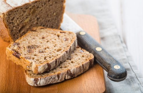 Il pane di segale integrale con la ricetta per il Bimby