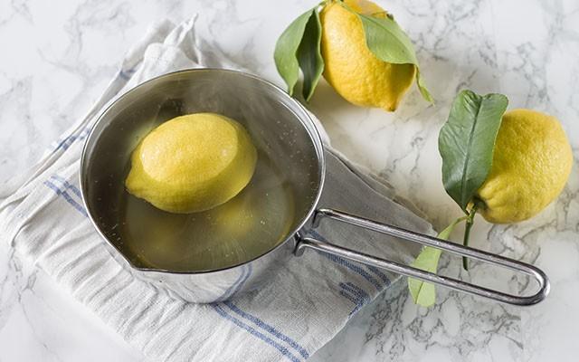 tonno al forno con limone miele e olive step1