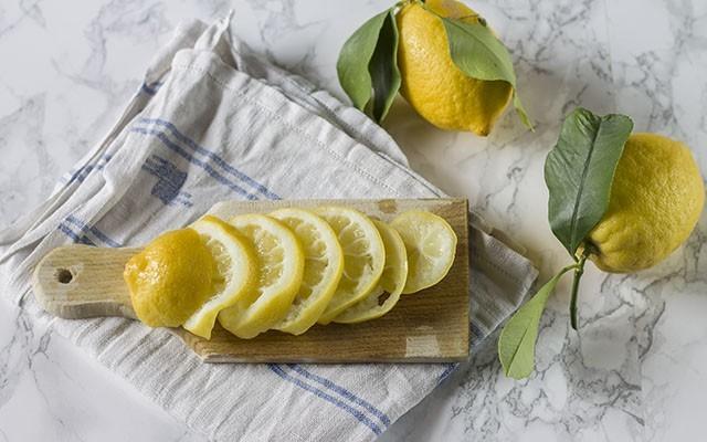 tonno al forno con limone miele e olive step2