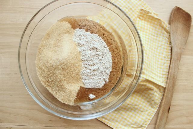 torta integrale al limone foto1