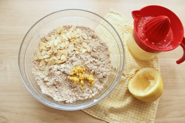 torta integrale al limone foto2