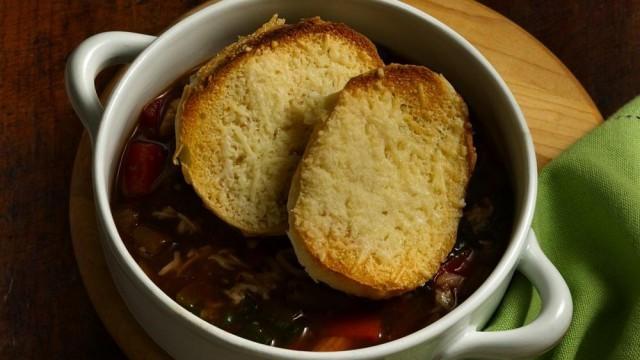 zuppa gratinata