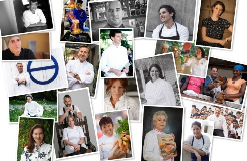 Basque Culinary World Prize: i 20 finalisti