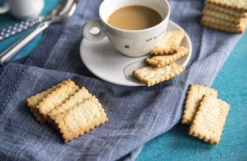 Biscotti secchi, per la colazione
