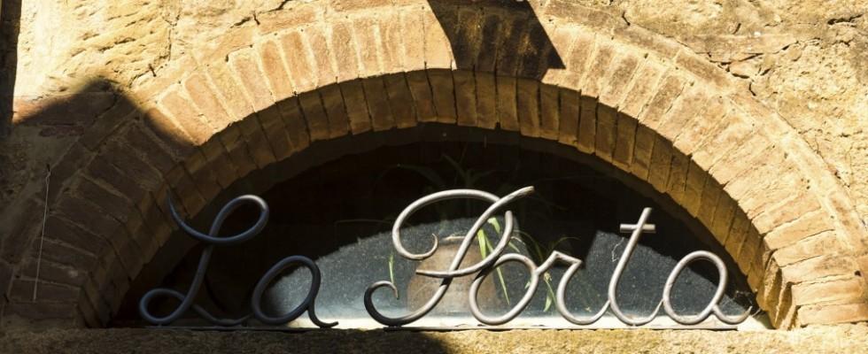 La Porta, Pienza
