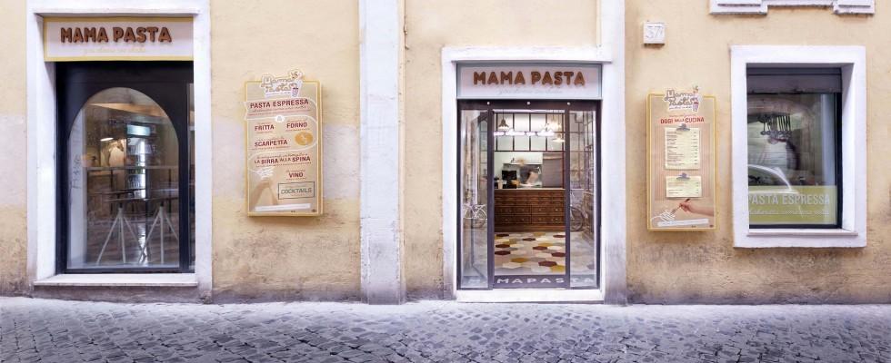 Mama Pasta, Roma