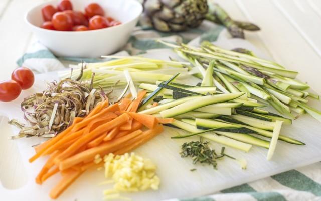Pasta con le verdure step (1)