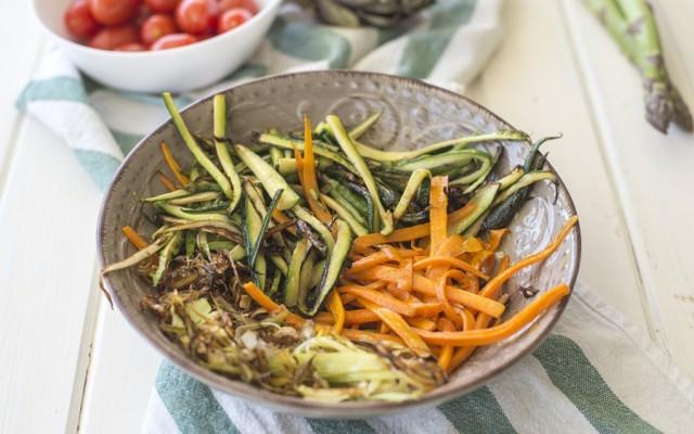 Pasta con le verdure step (2)