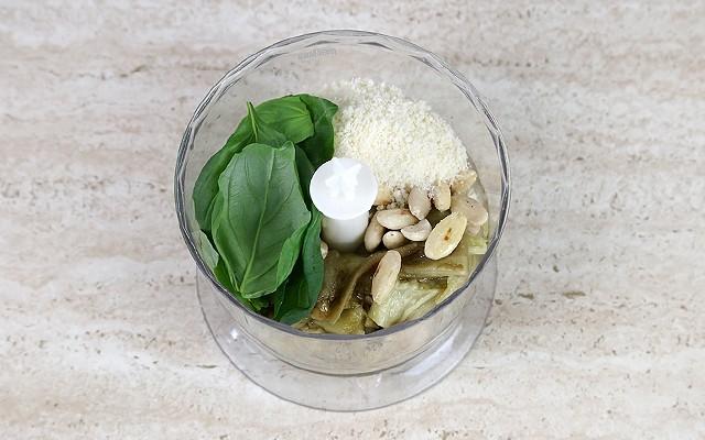 Pesto di melanzane step (3)