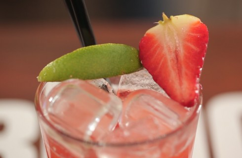 Virgin Caipiroska alla fragola