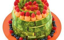 Come realizzare la frutta decorata per buffet