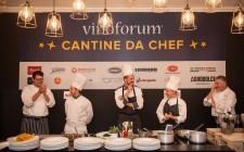Roma: Cantine da chef è ora internazionale