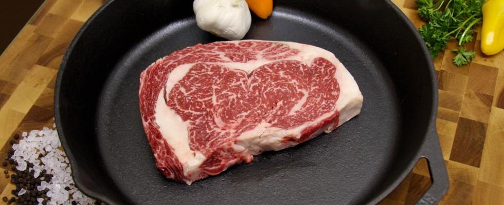 La carne più costosa del mondo: dry aged wagyu beef