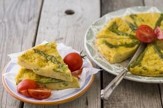 Frittata senza uova, ricetta vegana