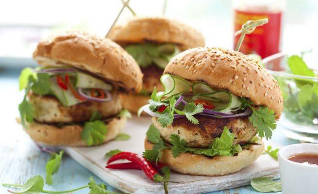 Gli hamburger di soia con la ricetta da fare in casa