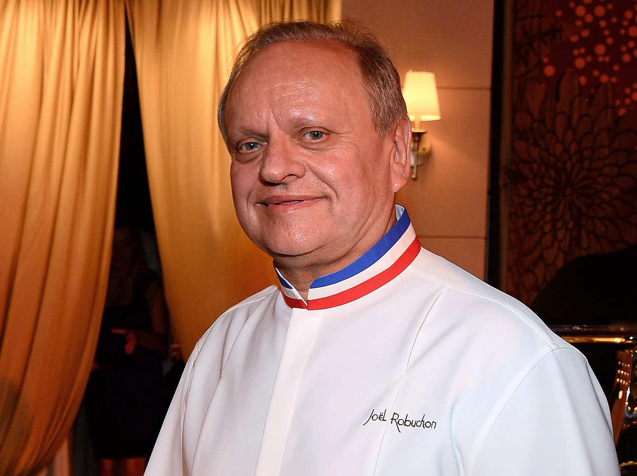 Le Cafe De Joel Robuchon Michelin
