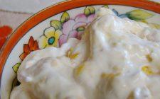 La mousse agli agrumi con la ricetta di Benedetta Parodi