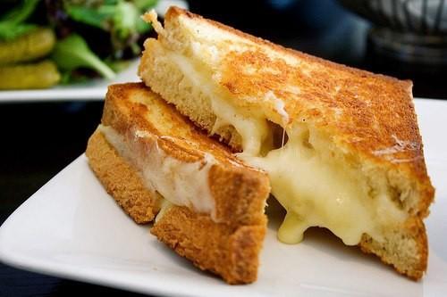 murray's cheese melt