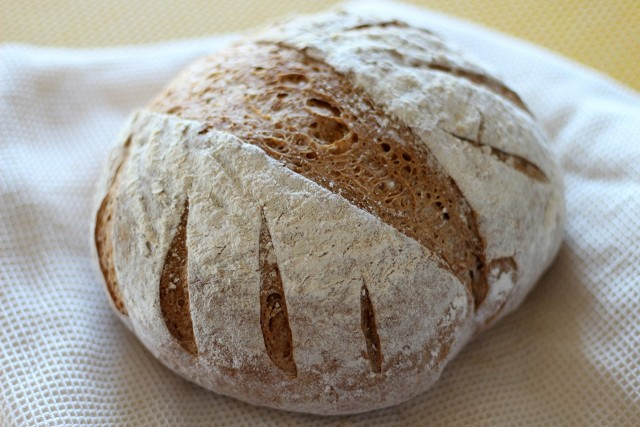 pane integrale con lievito madre (3)