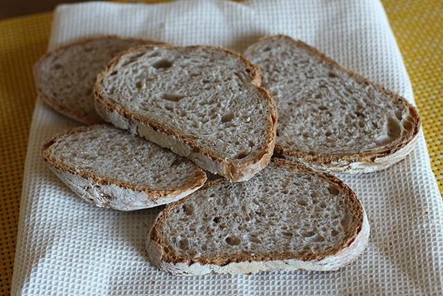 pane integrale con lievito madre (4)