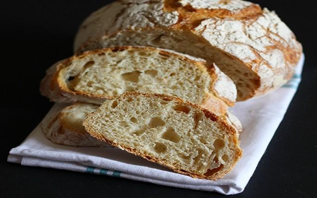 pane senza impasto 6