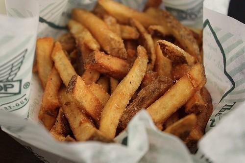 patatine con zucchero