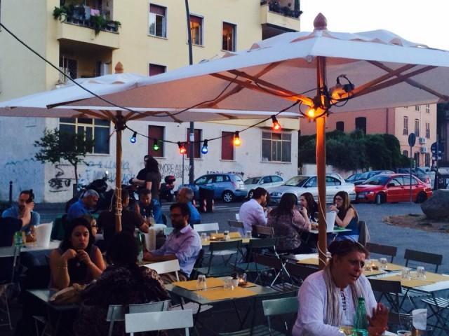 prelibato cucina in piazza