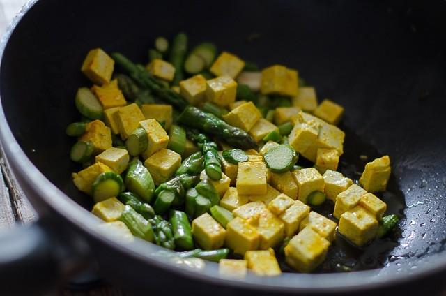 riso venere tofu e asparagi-2