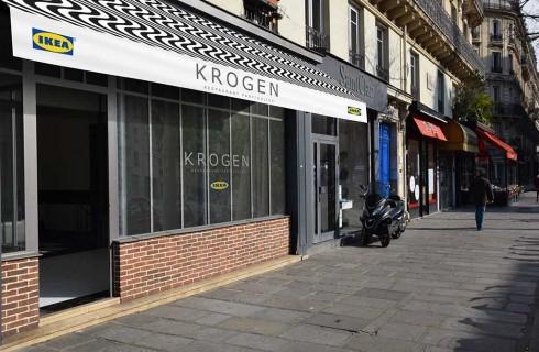 A Parigi il primo temporary restaurant di Ikea